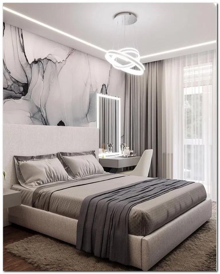 Best 46 Modern Contemporary Bedroom Ideas In 2020 43 In 2020 400 x 300
