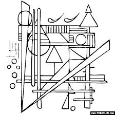 Resultado De Imagen Para Impresiones De Kandinsky Para
