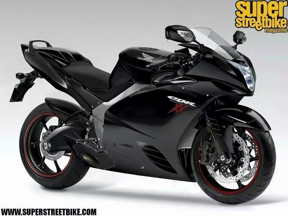2011 CBR 1300 XX SUPER BLACKBIRD  New contender might just