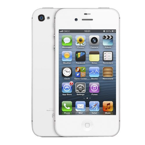 [118.00] Refurbished Original Unlock iPhone 4S Model