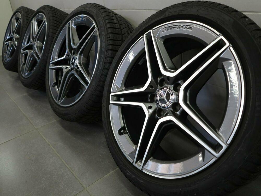 Advertisement Ebay 19 Inch Original Winter Wheels Mercedes Cls Amg A2574011500 W257 X257 Coupe C257 Mercedes Cls Amg Mercedes Cls Amg