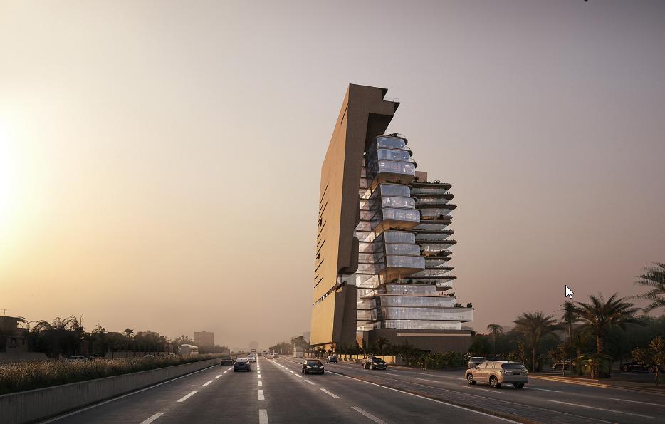 Abdul Latif Jamee Architecture Jeddah Building Design