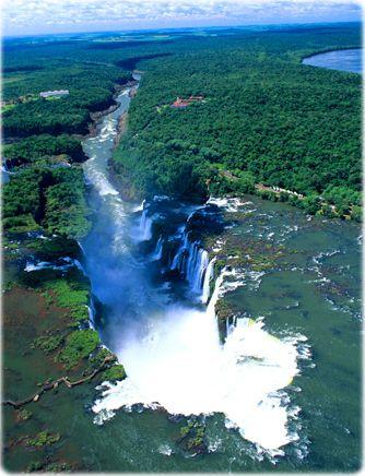 Cataratas de Iguaçu, BR