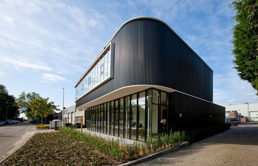 group contemporary office. Verkerk-group-contemporary-office-building-modern-exterior-design Group Contemporary Office