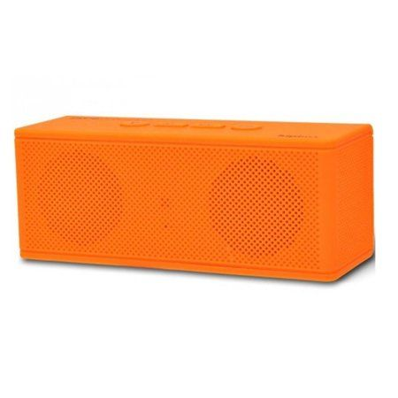 Mini Portable Bluetooth Speaker with Built-in Battery Connects to