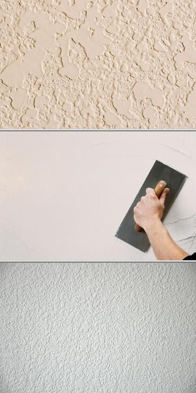 Painters How To Install Wallpaper Removing Popcorn Ceiling Stained Concrete