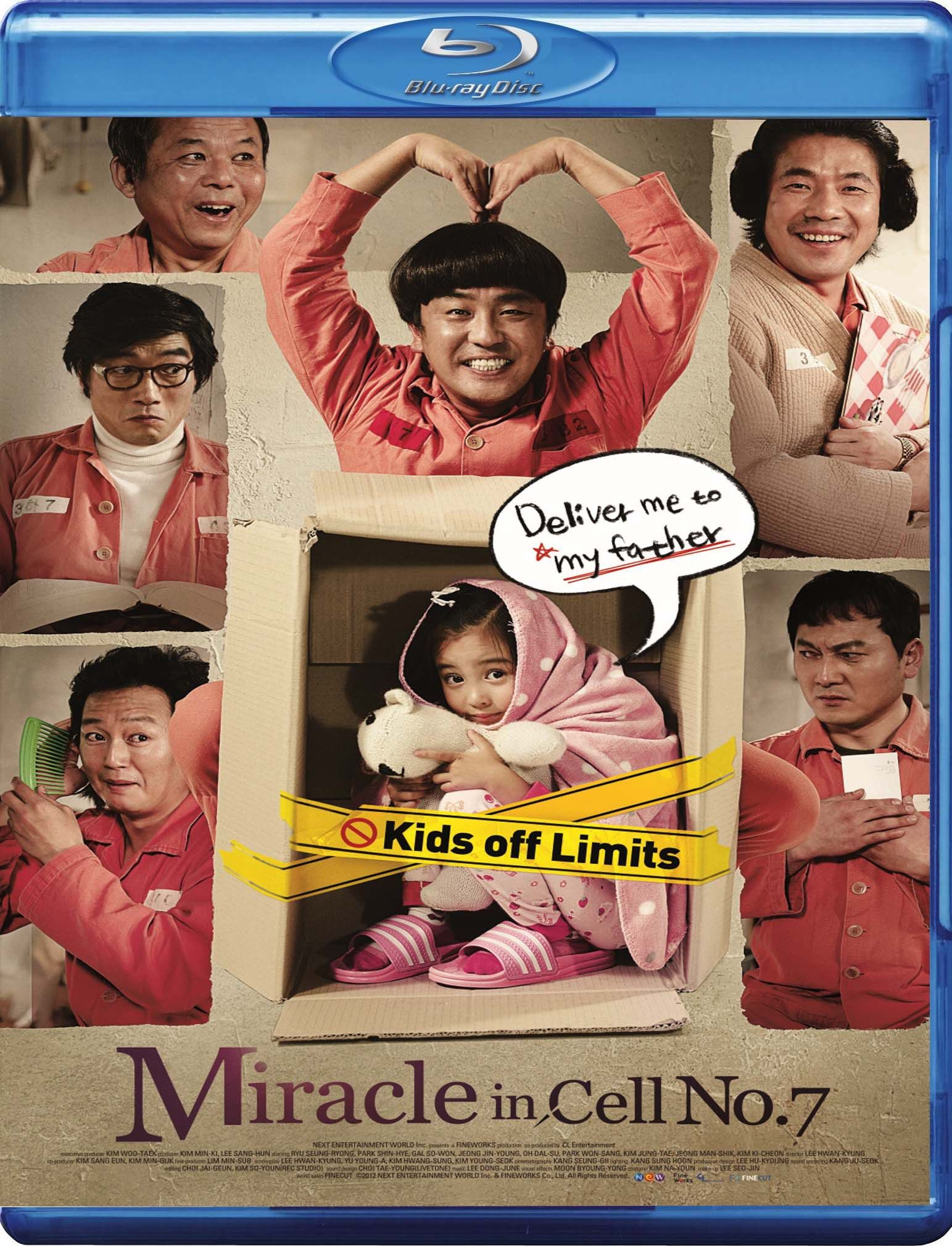 Download Film Korea Miracle in Cell No 7 BluRay Subtitle