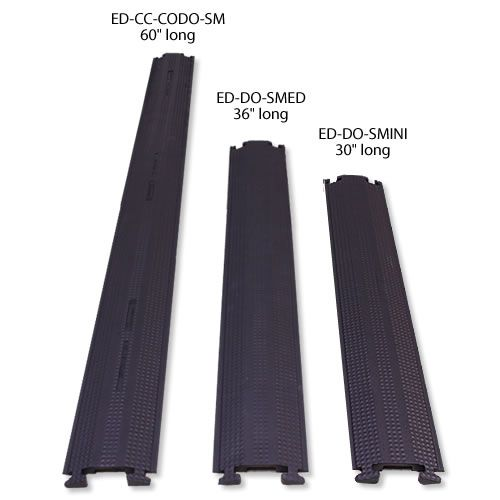 office cable covers. Light Duty Floor Cord Covers For Home And Office Safety - CableOrganizer.com Cable M