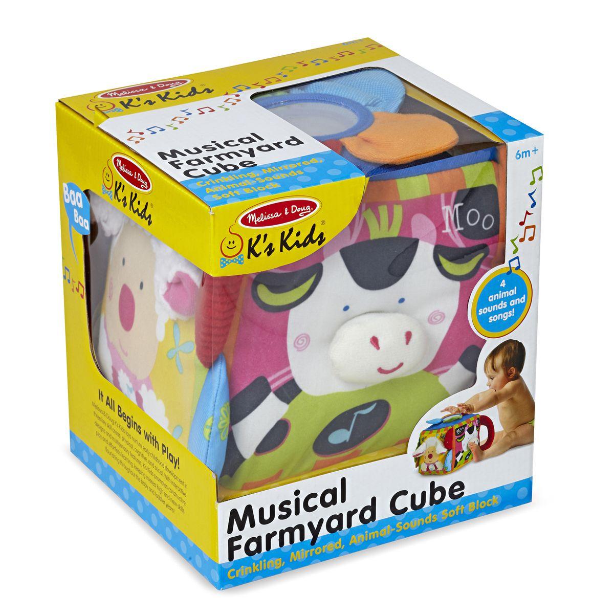 Melissa&Doug TRÈS POPULAIRE, COUP DE COEUR. Le Cube musical que les jeunes enfants adore! 24.99$. Disponible dans la boutique St-Sauveur (Laurentides) Boîte à Surprises, ou en ligne sur www.laboiteasurprisesdenicolas.ca ... sur notre catalogue de jouets en ligne, Livraison possible dans tout le Québec($) 450-240-0007 info@laboiteasurprisesdenicolas.ca