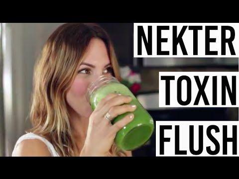 Nekter Juice Baru0027s Toxin Flush Recipe - Best Green Juice Recipe - fresh blueprint cleanse excavation recipes