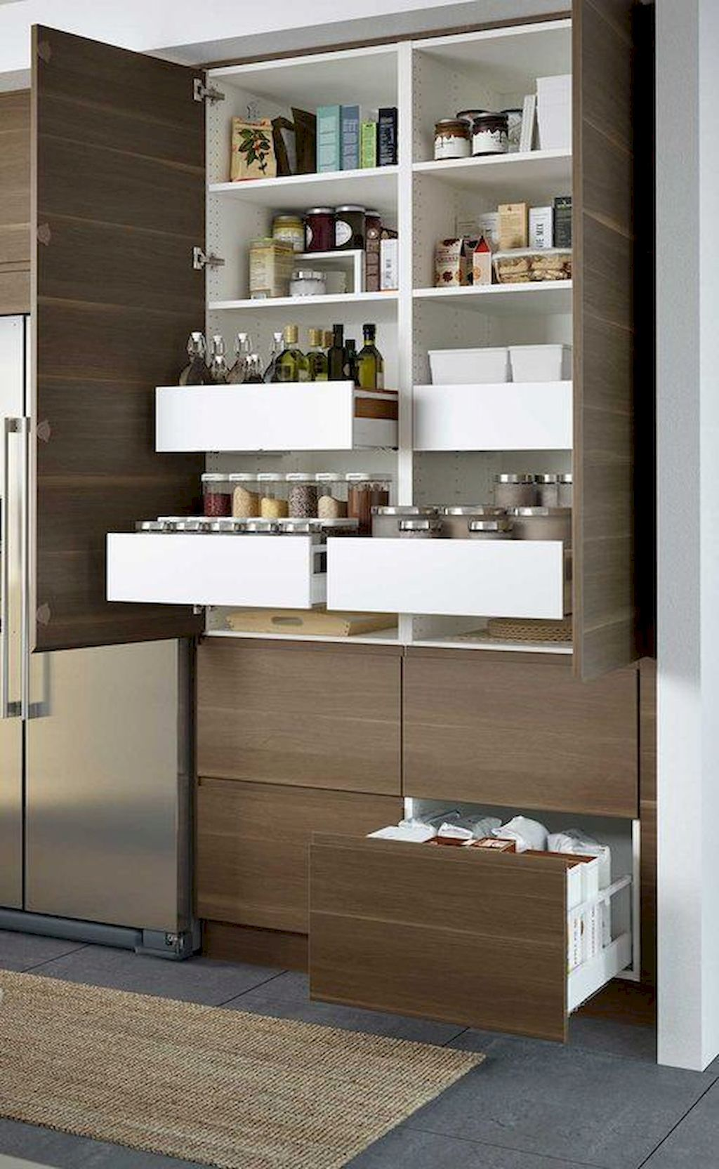 70 DIY Kitchen Storage and Organization Ideas Ikea