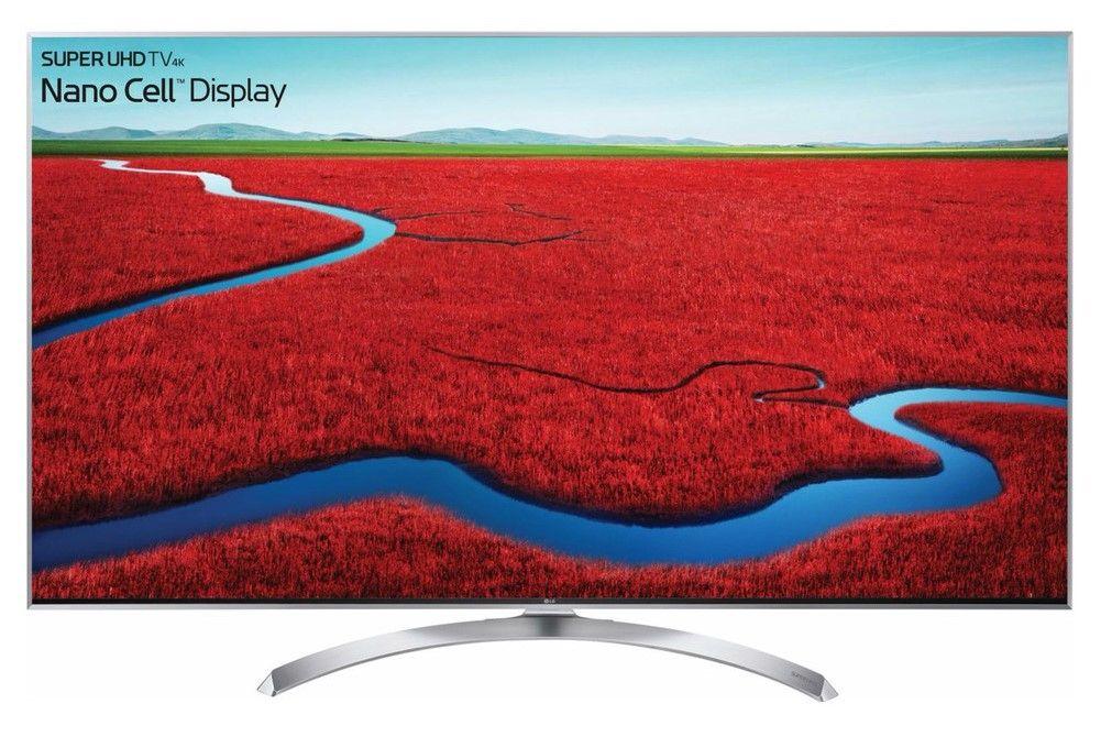 c3e519cbb51 TV Nano Cell Lg 49SJ810V pas cher prix Téléviseur 4K Darty 799