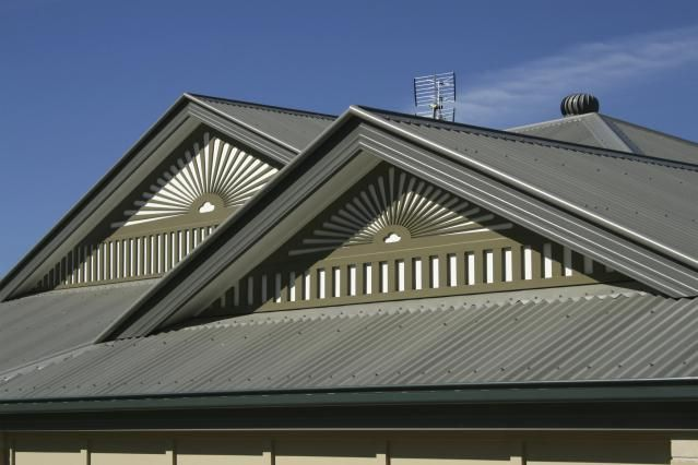 12 Things To Know About Metal Roofing Standing Seam Metal Roof Fibreglass Roof Gable Roof Design