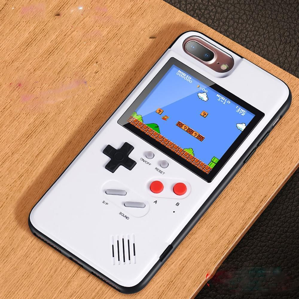 Retro Game Boy iPhone Cases in 2021   Iphone phone cases, Iphone 7 ...