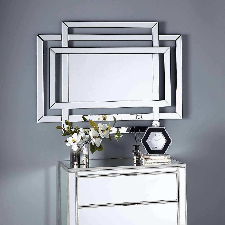 5A Fifth Avenue Statement Mirror Bathroom mirror lights