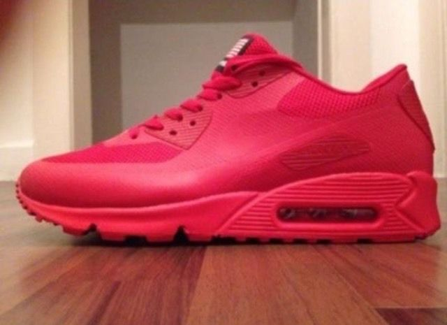 nike air max 90 Hyperfuse Rot Gr.42 Yeezy | eBay