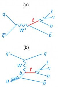Top Quark Chefs Feynman Diagram Science Jokes Fun Education
