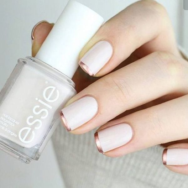 10 Chic White Nail Trend Ideas | Pinterest | Nail color trends, Nail ...