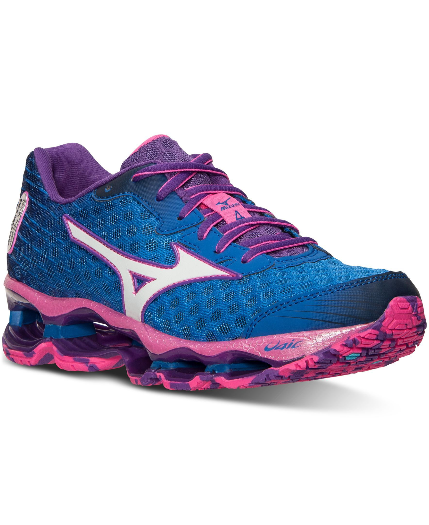 60b889126332 Mizuno Women's Wave Prophecy 4 Running Sneakers from Finish Line ...