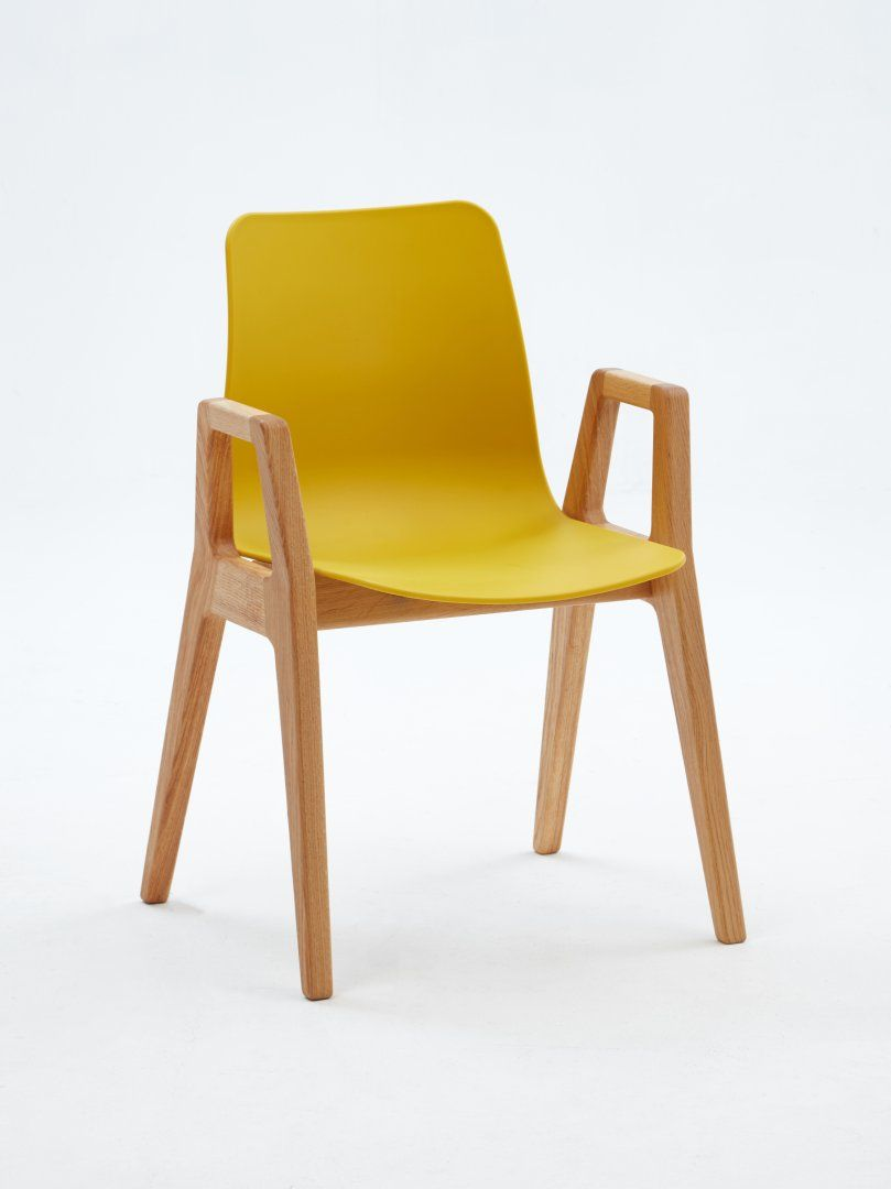 Naughtone polly wood chair dining furniture pinterest solid