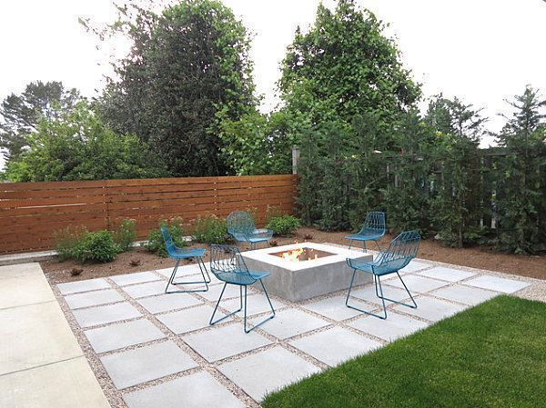 24 X Concrete Pavers For Patio With, 24 Patio Pavers