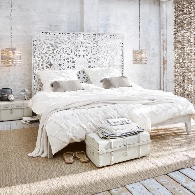Bett Drôme Schlafzimmer einrichten ideen, Bett und Bett