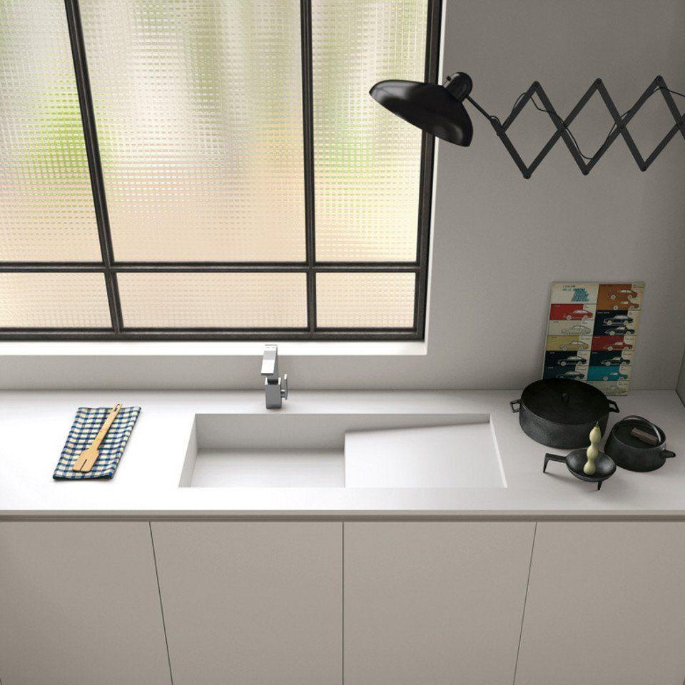 Ante Vetro Cucina cucina con telaio in alluminio, cucina componibile ante in