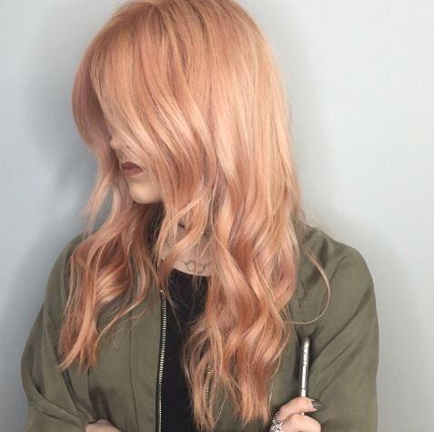 Haarfarben Trends Herbst Winter 2016 Diese Farben Wollen Wir Jetzt