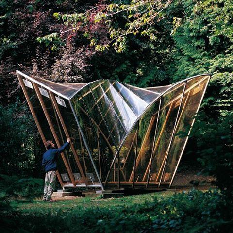 Thomas Heatherwick; 'Pavilion', 1991-1992