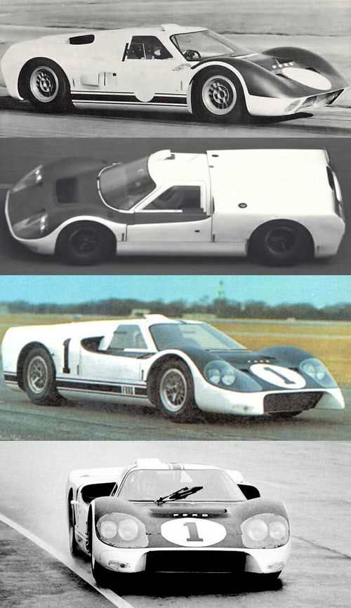 The 1967 Ford Gt40 Mkiv Ford Gt40 Ford Racing Vintage Sports Cars