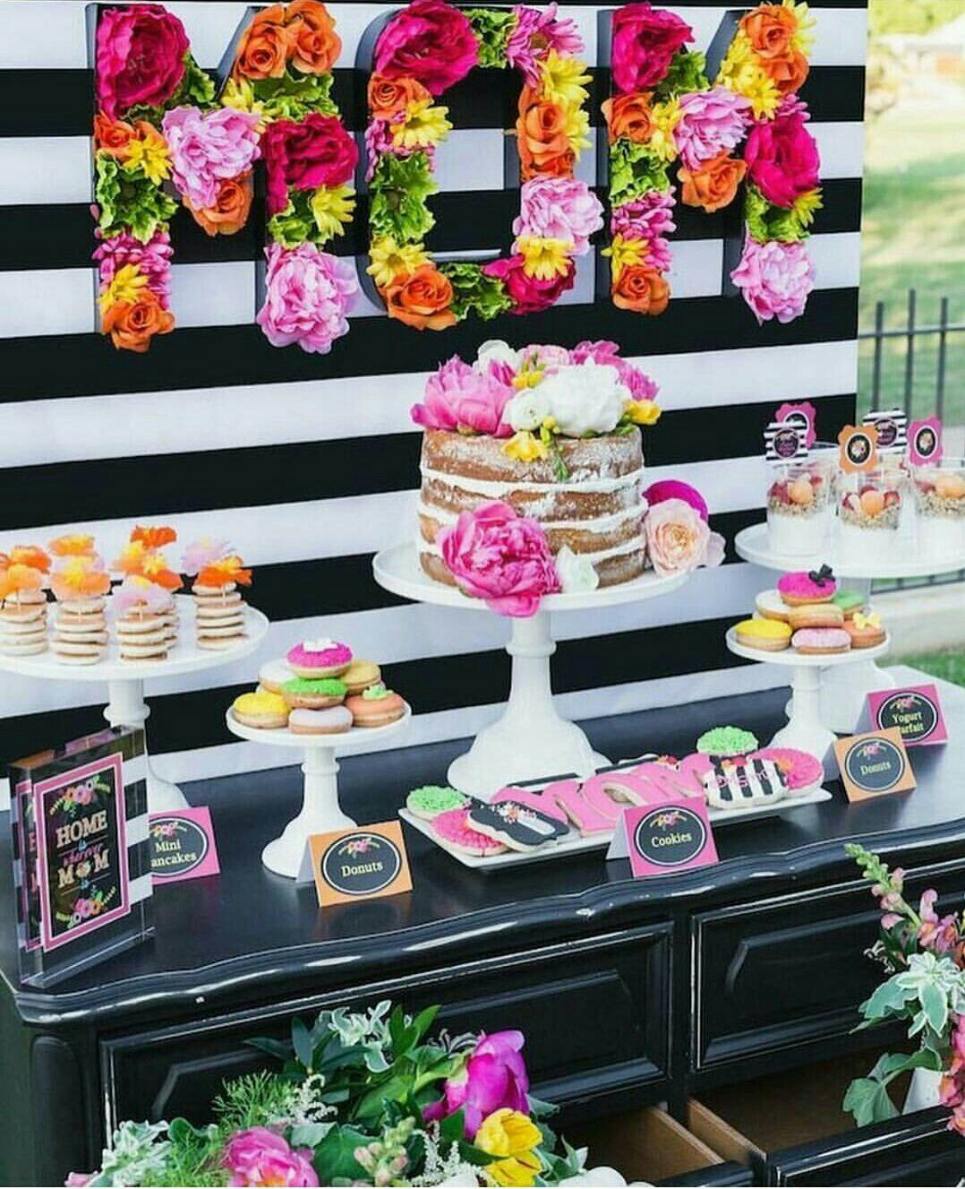 Kate Spade Themed Mothers Day Brunch Everything Kate Pinterest
