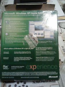 Microsoft Windows XP Home Edition with Service Pack 2 (SP2)