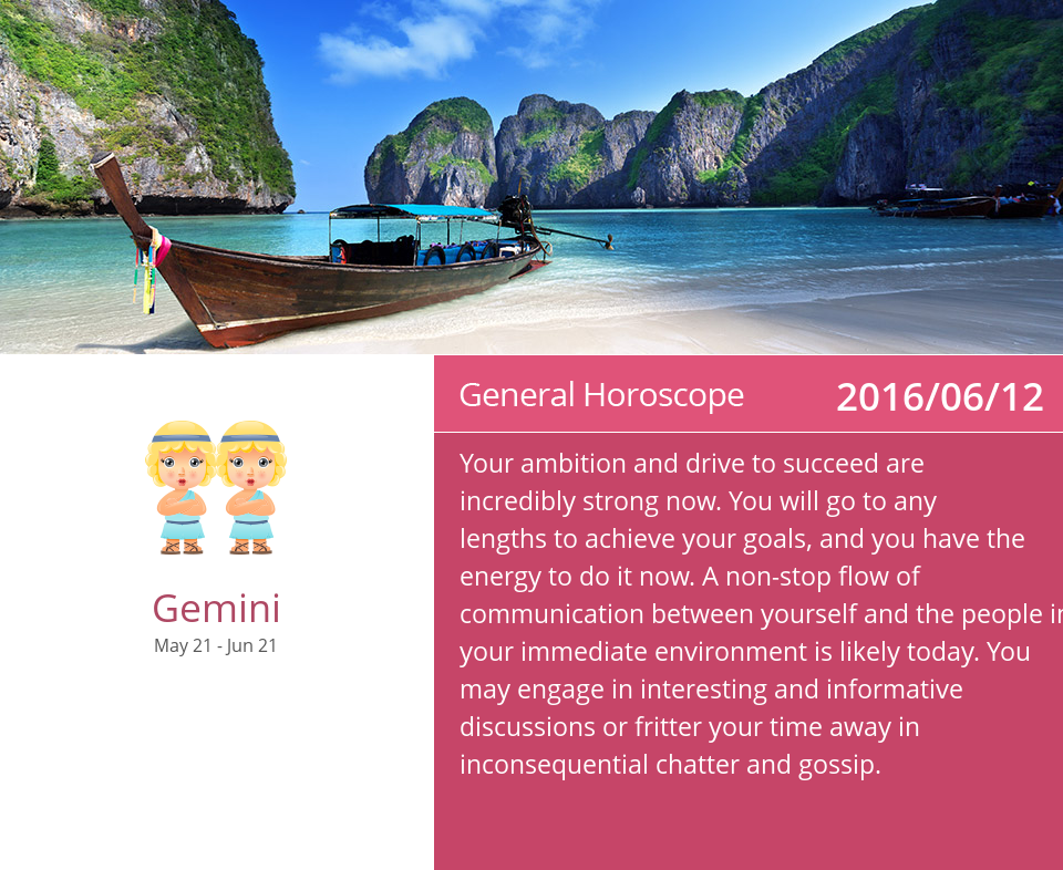 Gemini horoscope for 2016/06/12. PIN/LIKE if accurate. #gemini, #horoscope, #horoscopes, #astrology