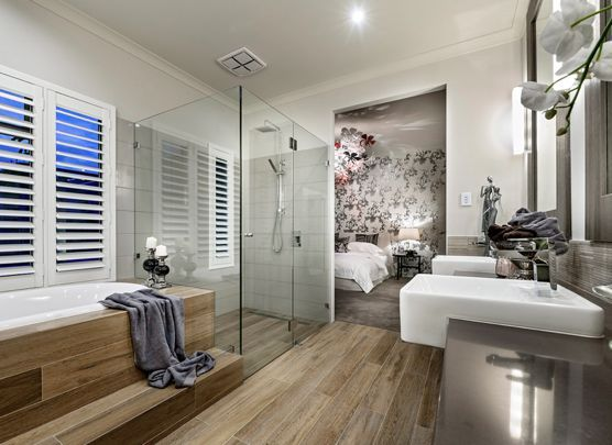 SINGLE STORY HOUSE DESIGN DISPLAY HOMES PERTH BUILDERS SWITCH