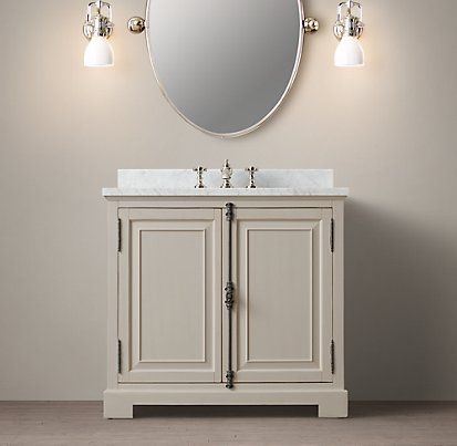 Vanities U0026 Sinks | Restoration Hardware