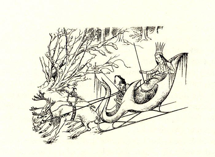 White Witch | Narnia | Pinterest
