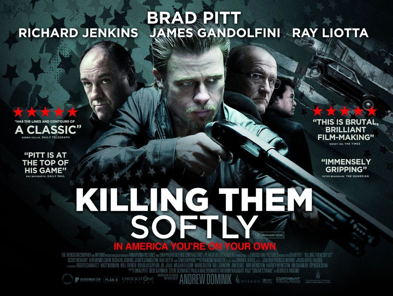 Killing Them Softly (2012) [Tamil + English] HD Movie