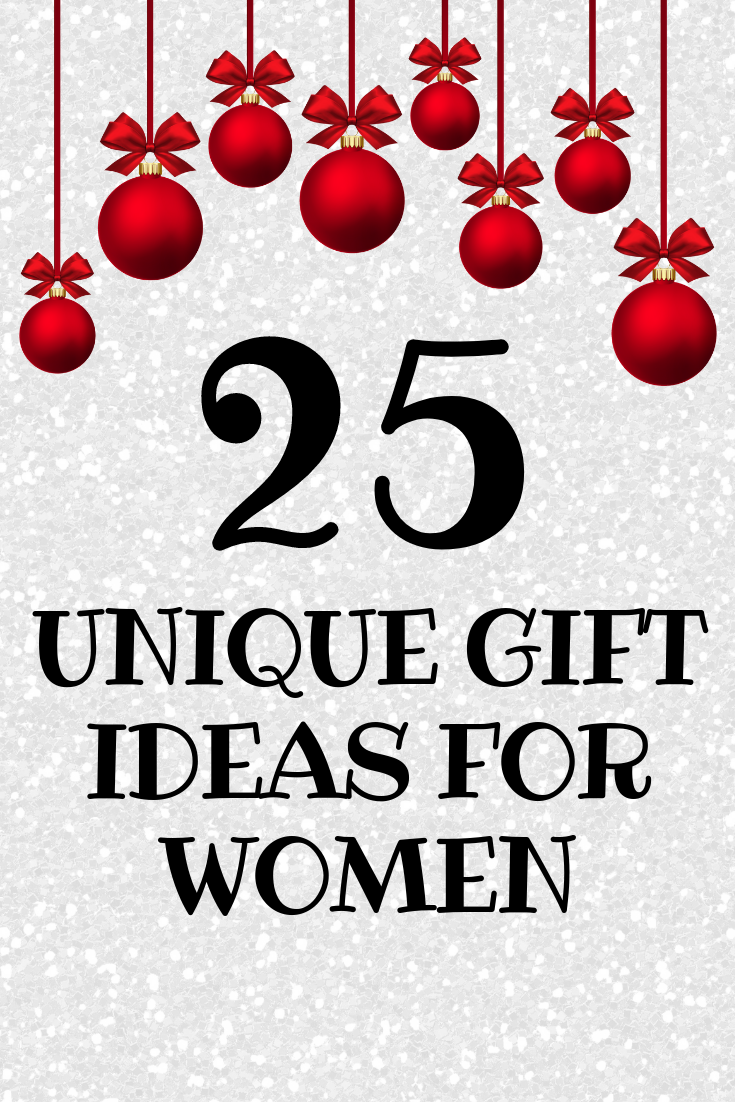 7c6809629aa Check these INCREDIBLE and UNIQUE gifts for all the fabulous women in your  life. Here's