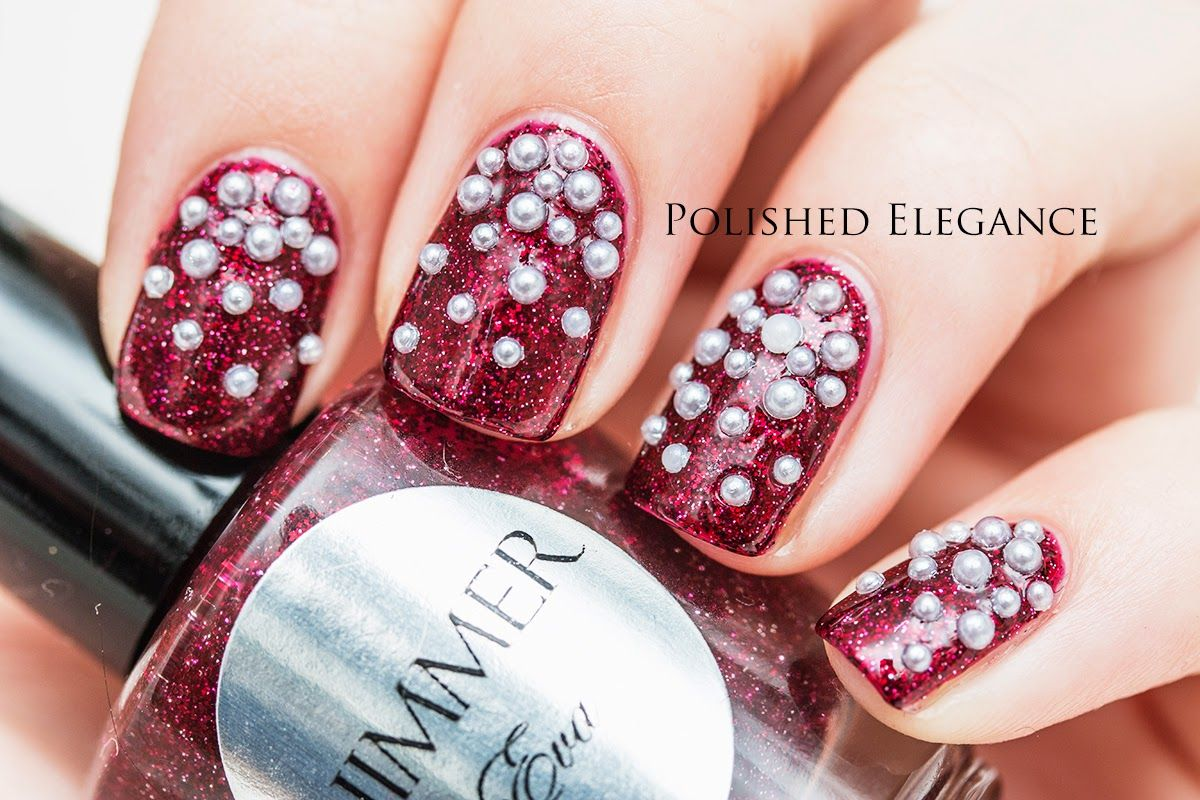 Shimmer Polish Eva Polished Elegance