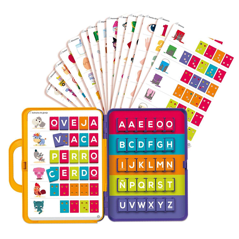 Diset 63752 - Aprendo a leer, maletín educativo (63715) - Yo aprendo ...