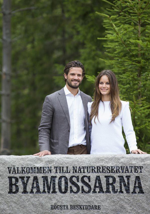 Carlos Felipe y Sofia de Suecia comienzan su primer viaje oficial juntos a un destino muy especial