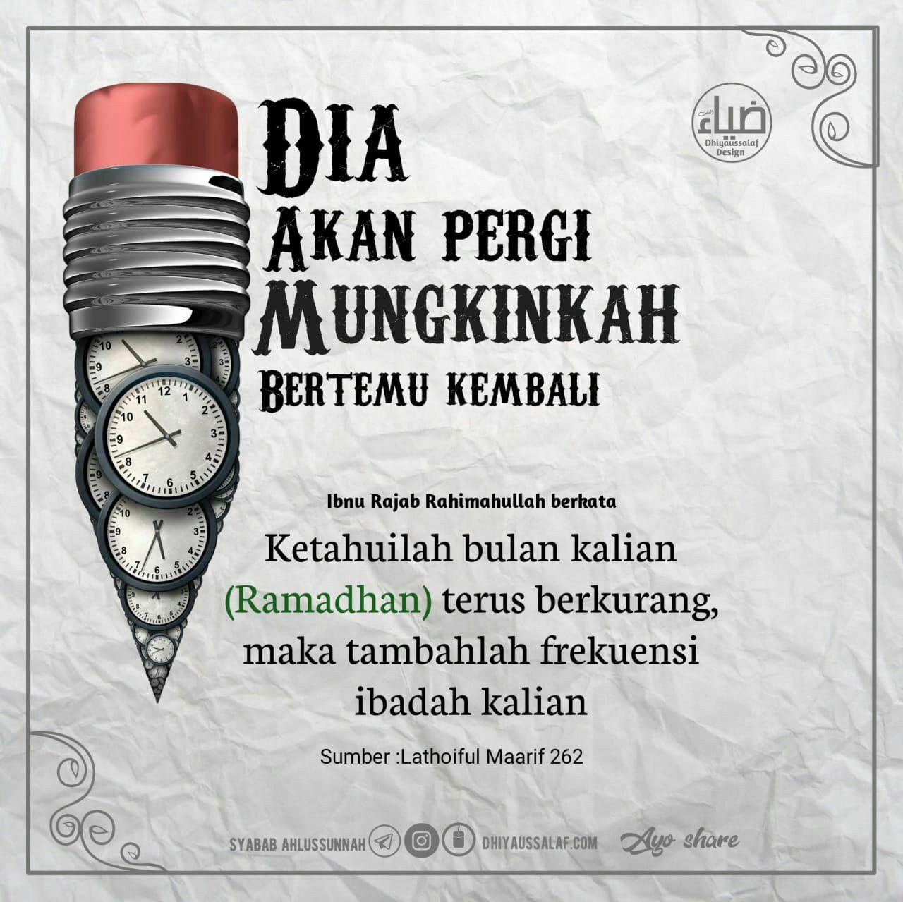 Pin Oleh Ersifa Fatimah Di Ramadhan Motivasi