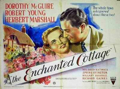 Best Scoring Drama Comedy Nominee The Enchanted Cottage Turner Classic Movies Old Movies Beautiful Film