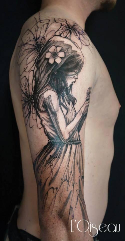l 39 oiseau perpignan france european tattoos pinterest france tattoo and belly button. Black Bedroom Furniture Sets. Home Design Ideas