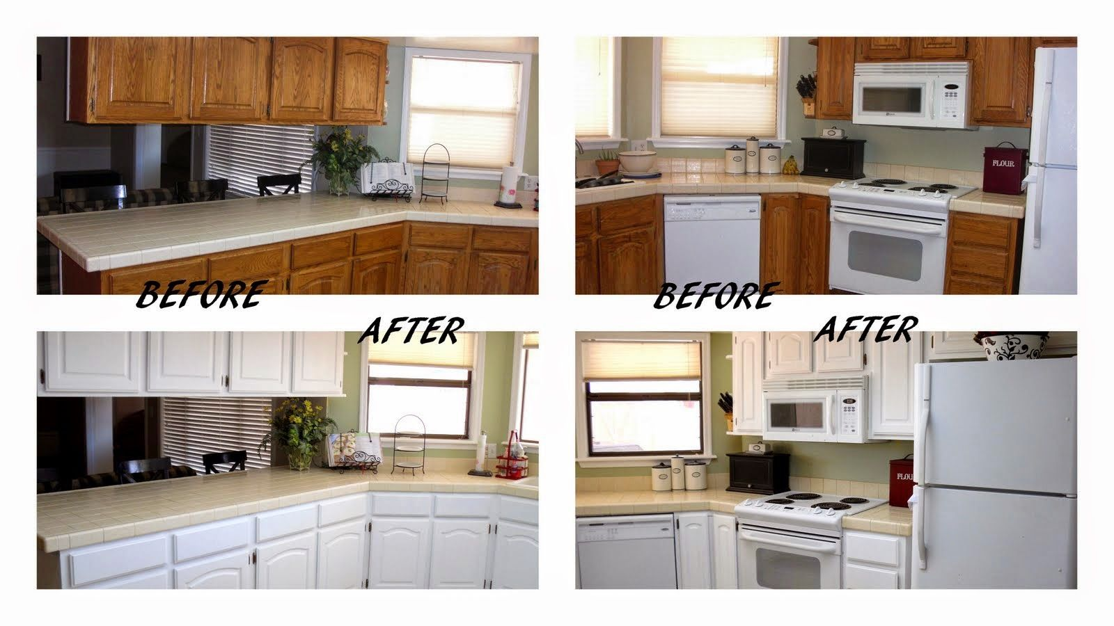 Awesome Budget Kitchen Makeover Ideas Uk And Description