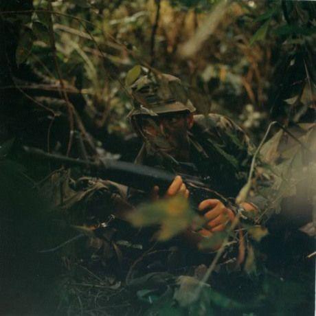 LRRP Co. D (Ranger) 151st INF (Airborne)- Vietnam.