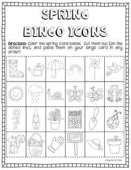 Spring bingo diy do it yourself solutioingenieria Image collections