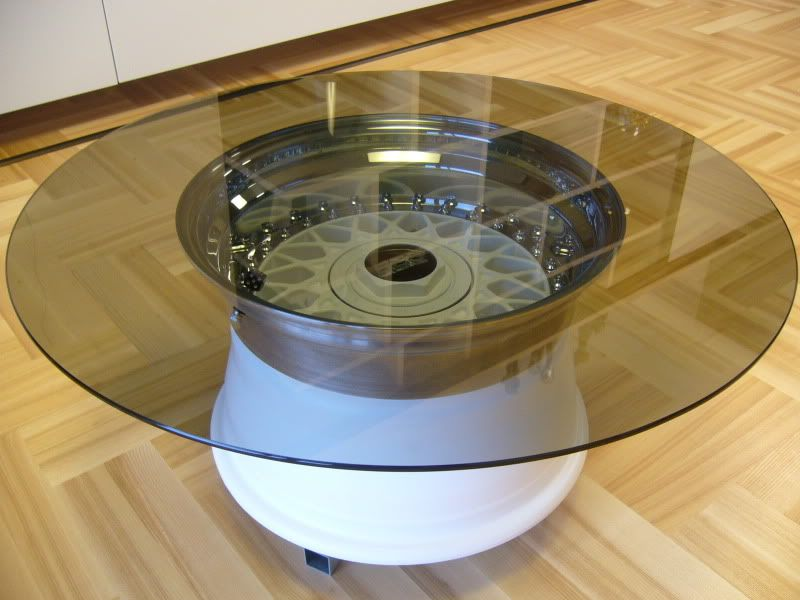 Excellent Rim Coffee Table Car Part Furniture Car Furniture Gamerscity Chair Design For Home Gamerscityorg