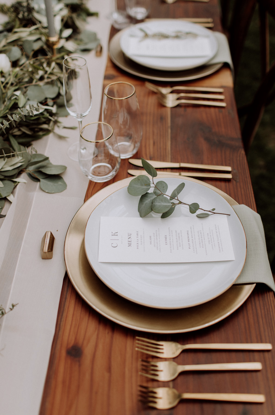 5 Reasons Why Chalet View Lodge Is Every Outdoorsy Couple's Dream Venue #weddingreception