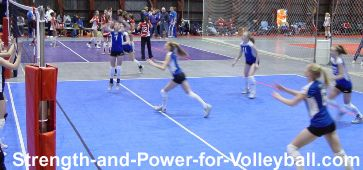 Volleyball Strategies for Players and Coaches